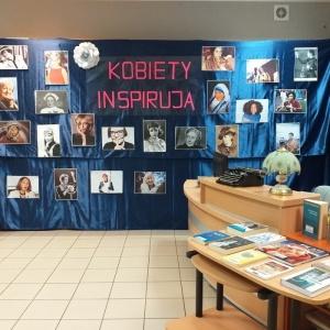 WTZ z wizytą w Bibliotece Publicznej w Okonku