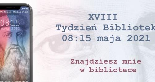 Trwa Tydzień Bibliotek 2021